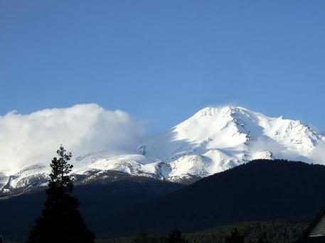 REMIが体験したシャスタ山ミラクルPART.1